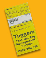 electrical test and tag service